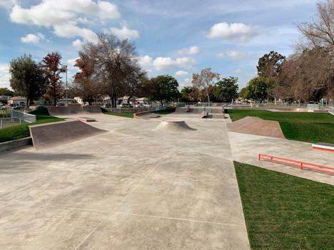 South Whittier Skatepark Officially Open
