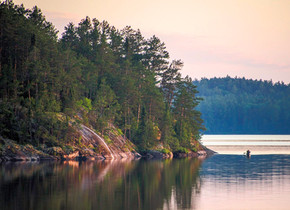 Cutting the Cord in Quetico