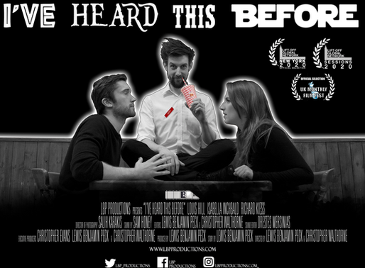 I've Heard This Before – Short film review