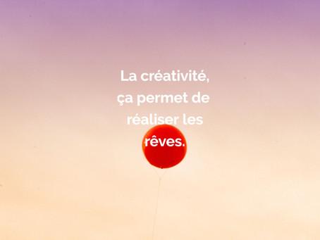Entraîner la créativité d'affaires
