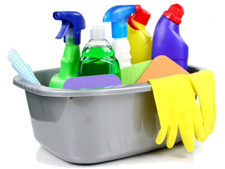 Minister's Monday Moment - Cleaning Up