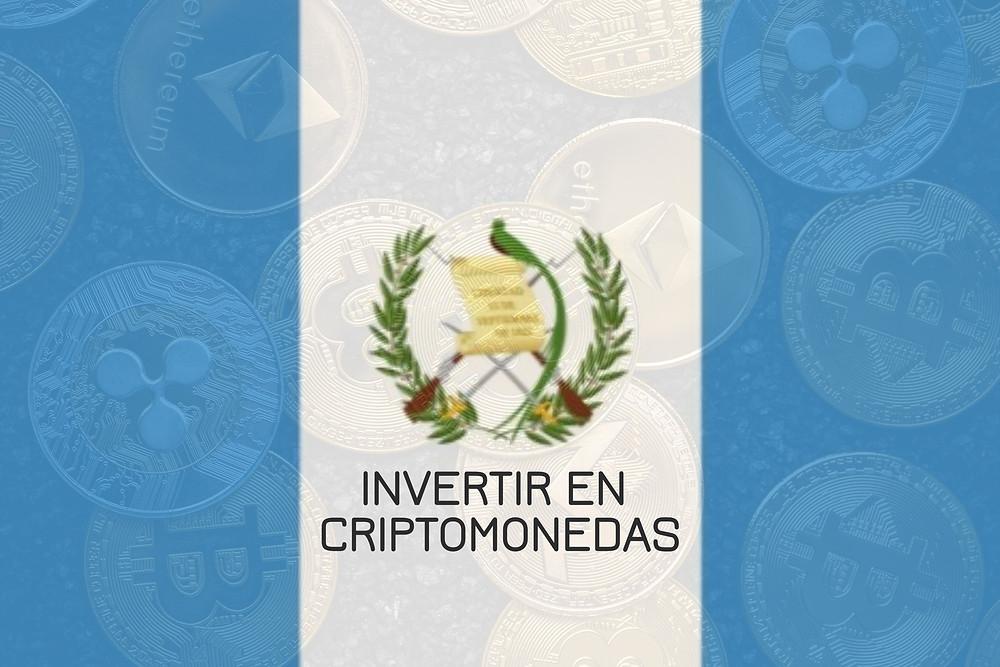 Comprar Criptomonedas en Guatemala [En 5 pasos]