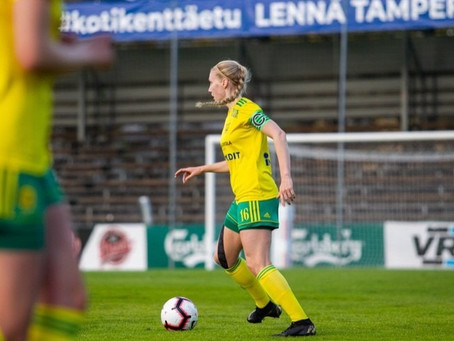 Sanni Ojanen till Åland United