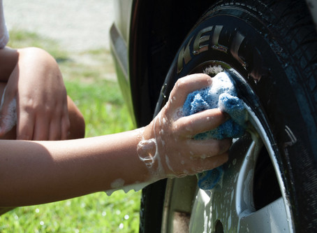 CAR CLEANING – EXTERIOR