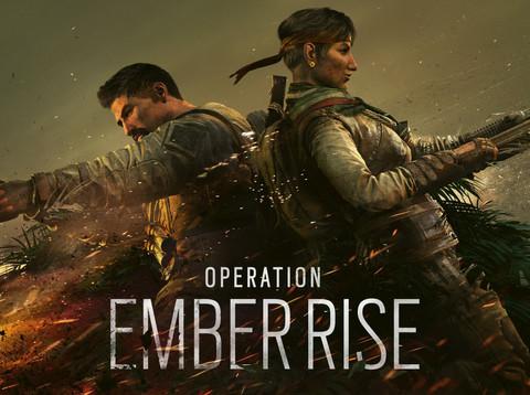 Rainbow Six Siege enthüllt Operation Ember Rise