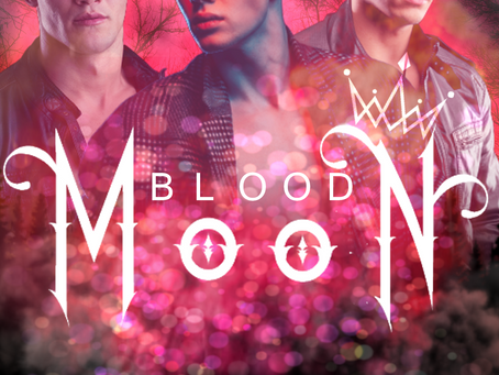 Preorder: Blood Moon (Siring an Heir, Book Two)