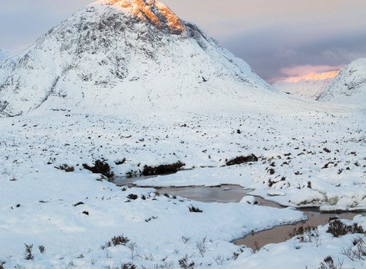 Glencoe (and Rannoch Moor) | The Kilted Photographer visits...