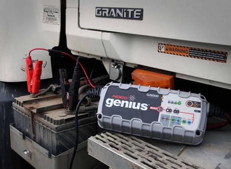 Semi-Truck Batteries