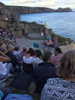Candide at The Minack Theatre - Surrey Opera 2018