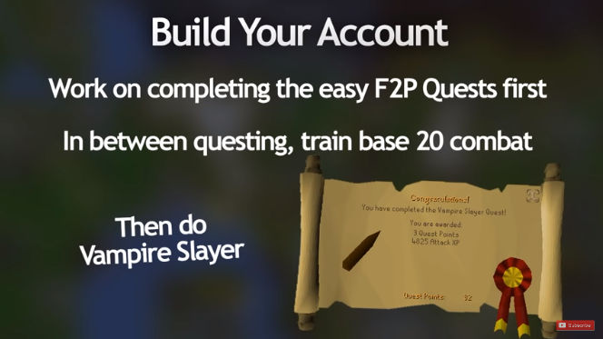 OSRS Mobile Starter Guide (Old School RuneScape)