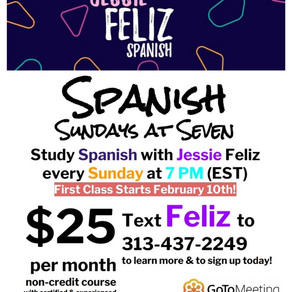 Learning Spanish the Fun & Easy Way