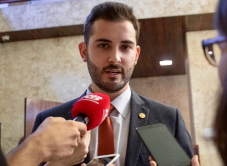 Deputado Giuseppe Riesgo quer que Governador encaminhe nova PEC do Duodécimo
