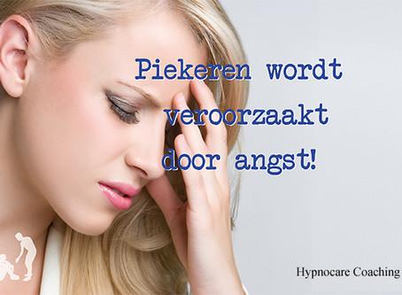 Piekeren stoppen? Hypnose en hypnotherapie, niet nadenken, gewoon doen!