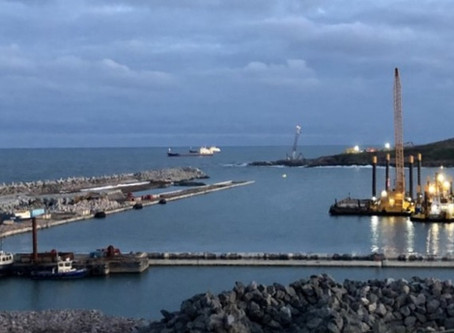 Visit to Aberdeen Harbour Expansion Project