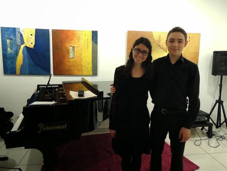Crónica de un concierto de música clásica
