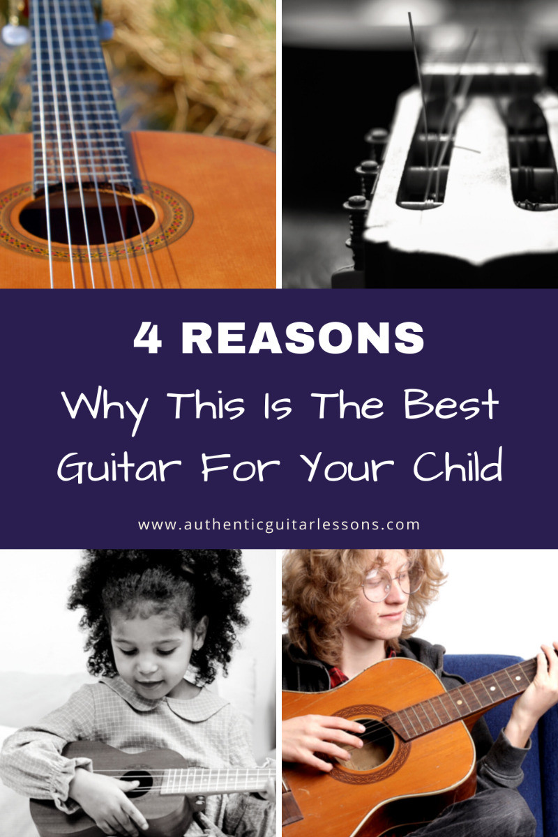 4 Reasons Why This Is The Best Guitar For Beginners