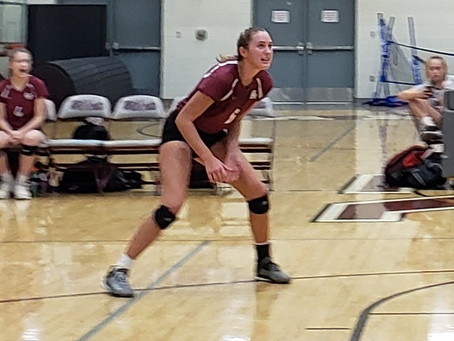 Oak Ridge Volleyball avenges loss to Maryville
