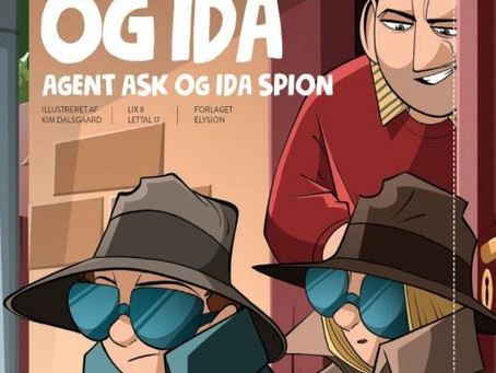 Ask og Ida - Agent Ask og Ida Spion 4
