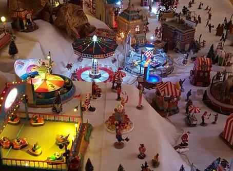 Village de Noël à Crest