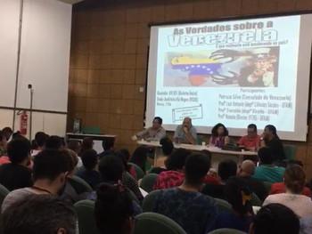 Crise venezuelana: o consulado, a Rússia e a livraria
