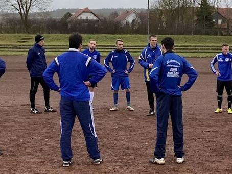 Trainingsauftakt des V.f.B. Schrecksbach – Eddie Schneider tritt zurück