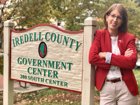 2020 Iredell County Commissioner Forums
