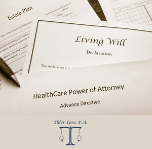 Estate planning, Living Will, Health Care Surrogate