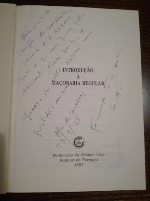 Maçonaria - Literatura Maçónica: - Introdução à Maçonaria Regular