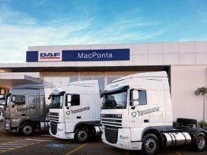 DAF atinge marca de 10 mil caminhões vendidos