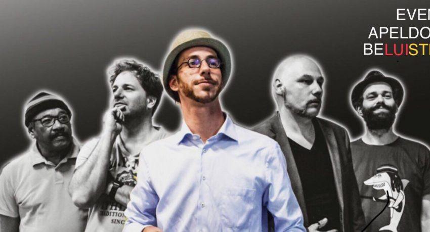 Martijn Koelemeijer zet Apeldoorn in spotlight