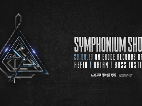 Tonight on Exode Records Radio [Symphonium show]