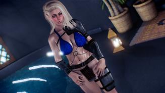 -[Christine] Grecian Armor-