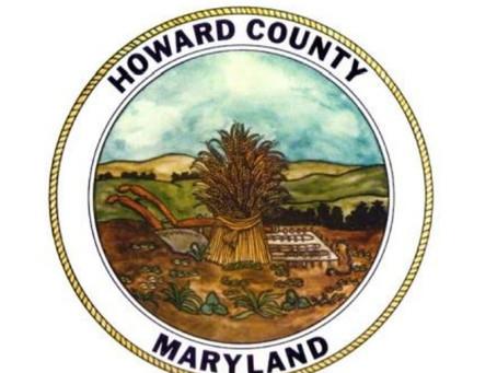 Good News!  Howard County Council approves Bird-Safe Building Design