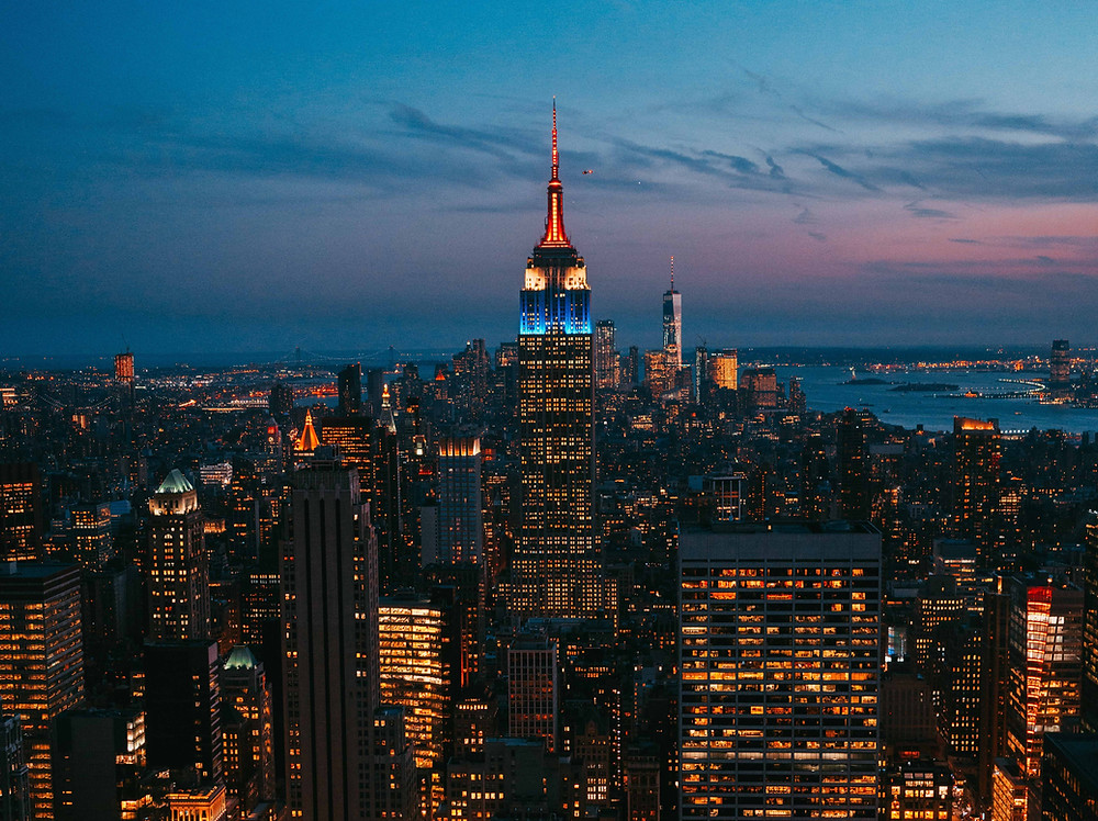 New York City Night Picture | Think Recruitment Job Vacancies in Mauritius | Blogs