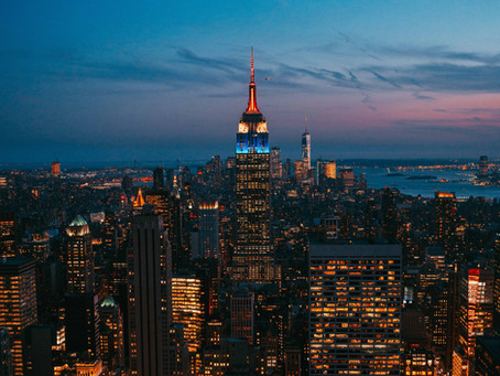 Why you should live in New York City.