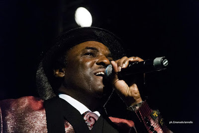 William (Chilly Bill) Rankins Is An International Entertainer And Sensational Vocalist
