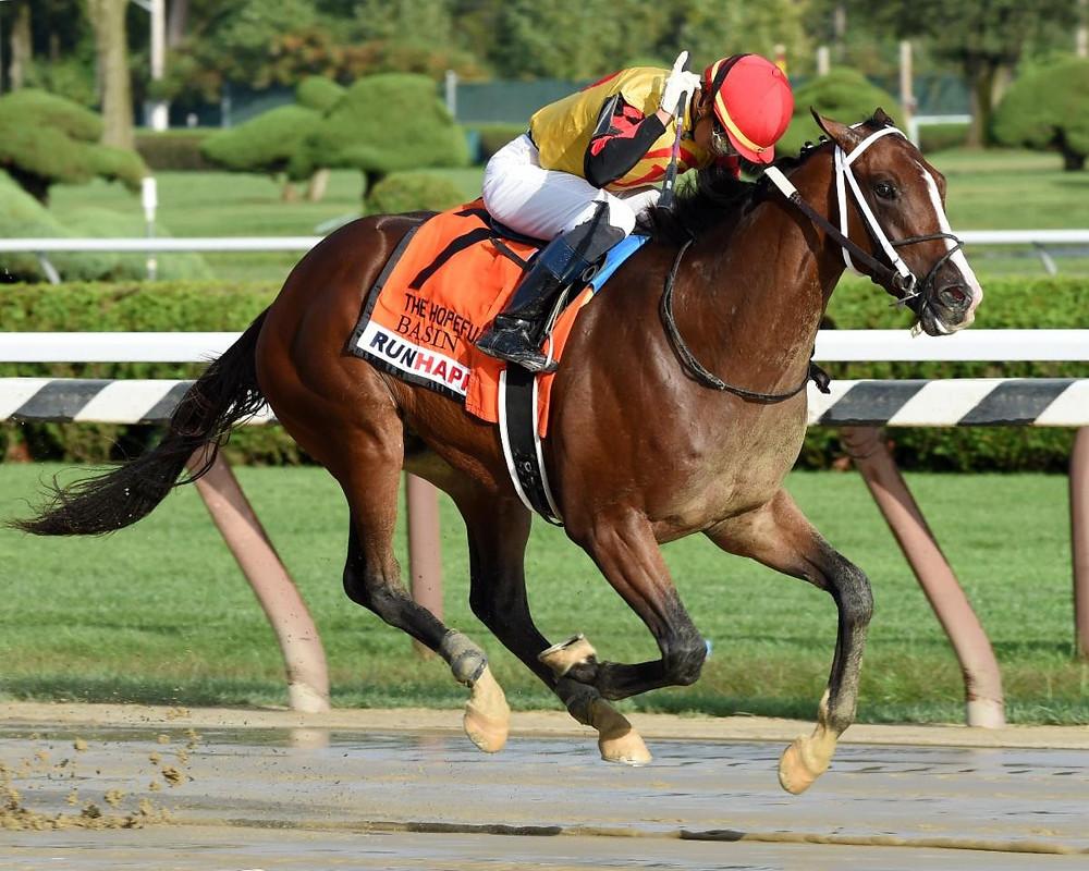 Basin, Hopeful Stakes at Saratoga, Oaklawn Stakes