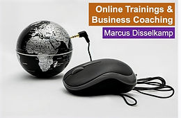 Online Trainings &  Business Coaching