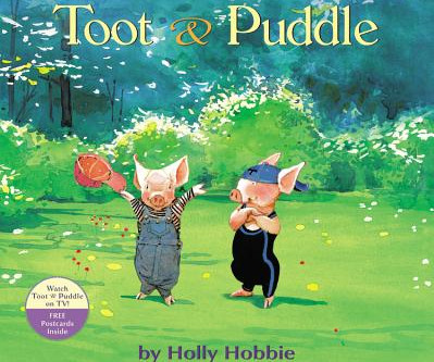 Story Time #10: Toot & Puddle with Wendy