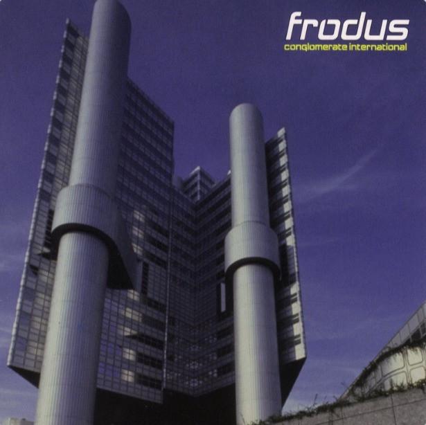 Frodus - Conglomerate International album art