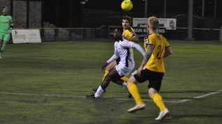 Stoppage time winner seals victory