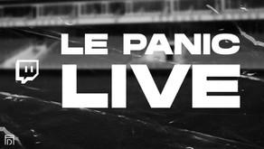 Le Panic Live (21h - minuit)