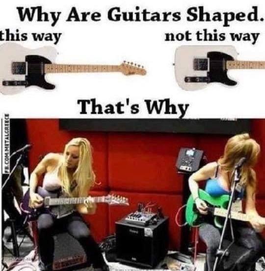 Funny Guitar Memes