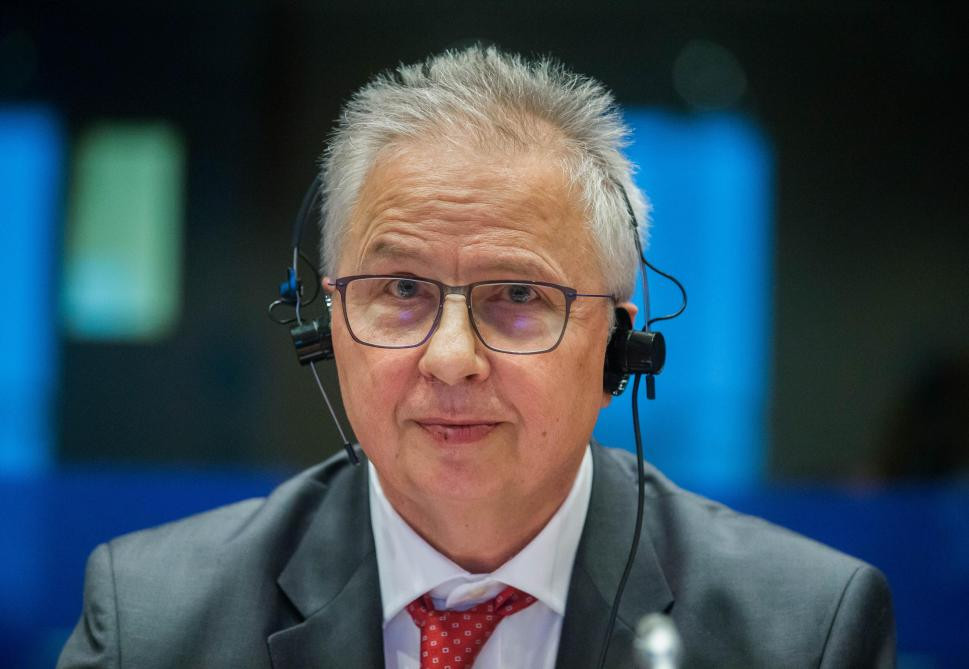 László Trócsányi, ministre hongrois de la Justice