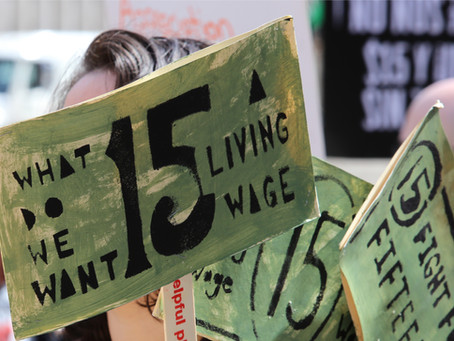 Minimum Wage Workers Set To Receive 82% Raise In Illinois