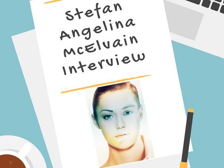 Stefan Angelina McElvain Q & A