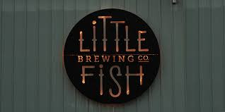 The Inaugural Great Brewery Tour Camping Caravan, Pt 1: Little Fish Brewing Company