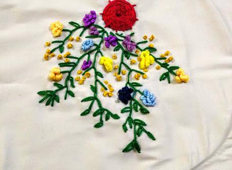 Teaching Slow Stitching