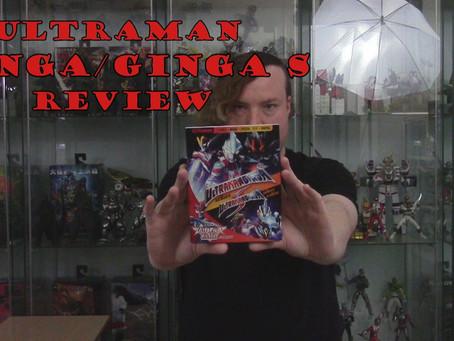 Kaiju no Kami Reviews - Ultraman Ginga/Ginga S (2013-2014) Series and Blu-Ray