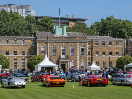 London Concours 2020  19th/20th August